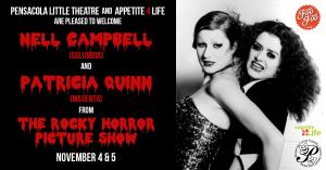 Patricia Quinn at Pensacola Little Theatre