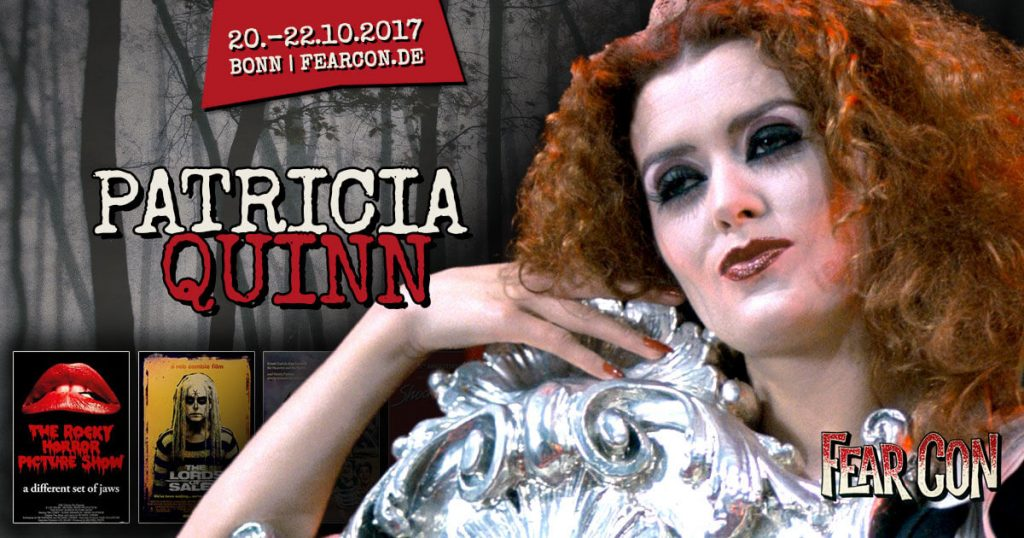 Fear Con Bonn Germany Patricia Quinn